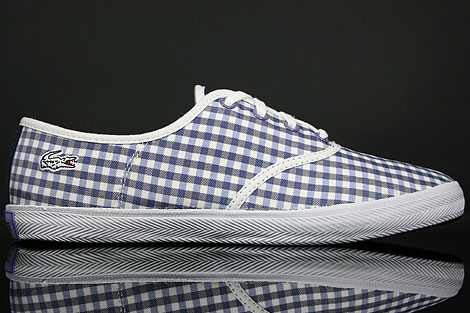 Lacoste Gambetta GMP SPW Blue White Right