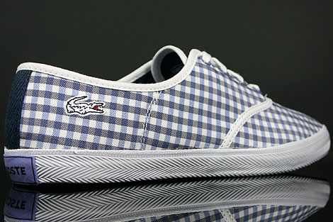 Lacoste Gambetta GMP SPW Blue White Over view