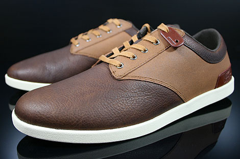 Lacoste Gilford 5 SRM LTH Brown Tan Sidedetails