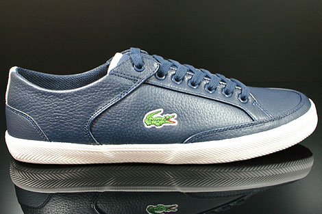 Lacoste Haneda CI SPM LTH Dark Blue White Right