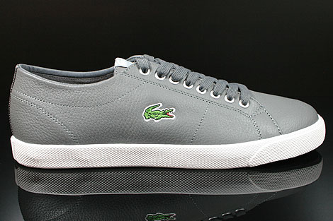 Lacoste Marcel CIW SPM LTH Dark Grey Light Grey Right