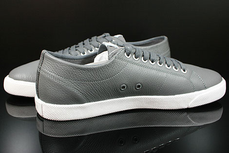 Lacoste Marcel CIW SPM LTH Dark Grey Light Grey Inside