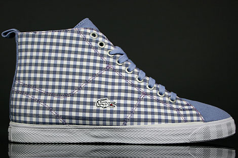 Lacoste Marcel Hi GMP SPW Blue White