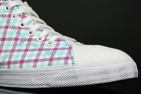 Lacoste Marcel Hi GMP SPW White Light Purple Inside