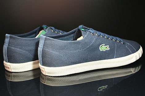Lacoste Marcel TBC SPM Dark Blue Back view