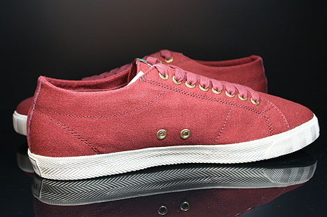 Lacoste Marcel TBC SPM Dark Red Inside