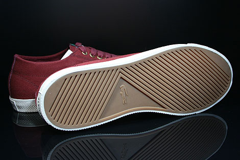 Lacoste Marcel TBC SPM Dark Red Outsole