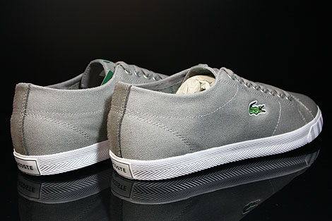 Lacoste Marcel TBC SPM Light Grey Back view