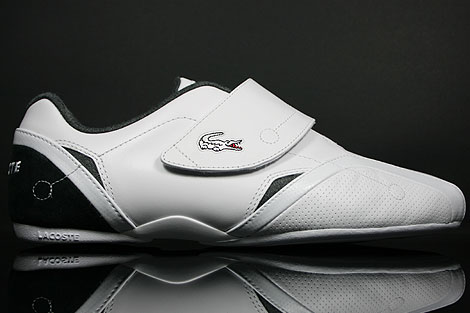Lacoste Protect JN SPM White Black
