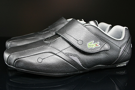 Lacoste Protect MTS SPM Black Grey Profile