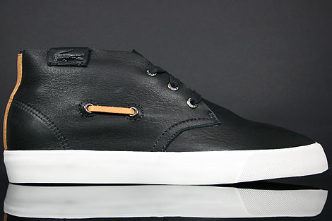 Lacoste Scala 2 SRM LTH Black Right
