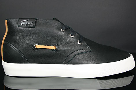 Lacoste Scala 2 SRM LTH Black Profile