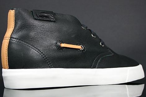 Lacoste Scala 2 SRM LTH Black Over view