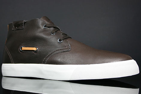 Lacoste Scala 2 SRM LTH Brown Sidedetails