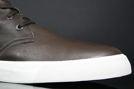 Lacoste Scala 2 SRM LTH Brown Inside