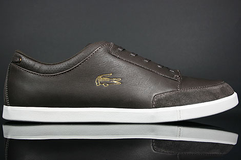 Lacoste Seefeld SRM Dark Brown
