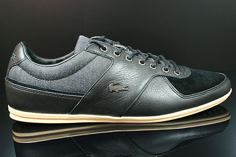 Lacoste Taloire 10 SRM Leather Black Right