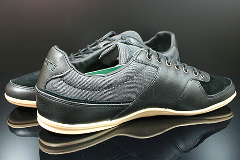 Lacoste Taloire 10 SRM Leather Black Inside