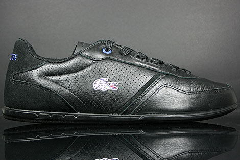 Lacoste Wolcott HC SPM Black Royal Blue Right