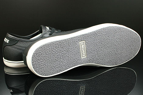 Lacoste Wyken CI SPM LTH Black Off White Outsole