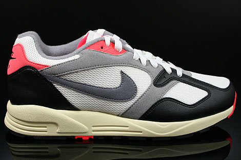 Nike Air Base 2 Vintage Sail Cool Grey Medium Grey Infrared