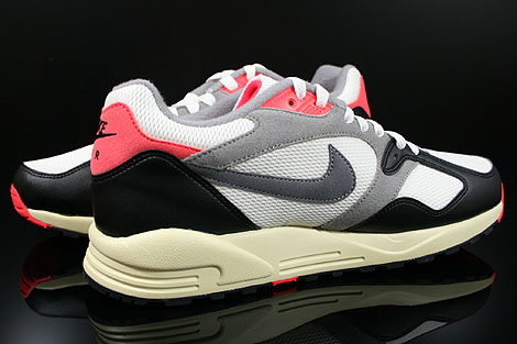 Nike Air Base 2 Vintage Sail Cool Grey Medium Grey Infrared Inside