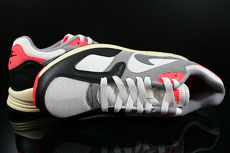 Nike Air Base 2 Vintage Sail Cool Grey Medium Grey Infrared Over view