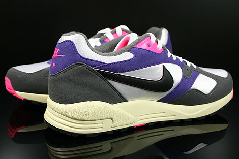 Nike Air Base 2 Vintage White Black Dark Grey Court Purple Inside