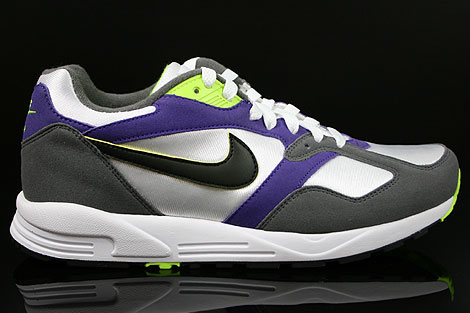 Nike Air Base 2 White Black Dark Grey Court Purple Right