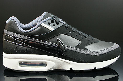 Nike Air Classic BW Schwarz Grau Anthrazit