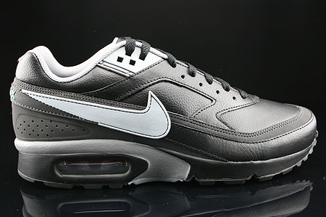 Nike Air Classic BW Black Silver Cool Grey Dark Charcoal
