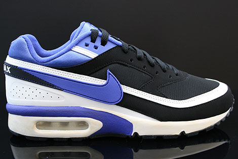 Nike Air Classic BW OG Schwarz Violett Creme