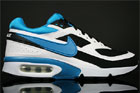 Nike Air Classic BW Schwarz Blau Weiss