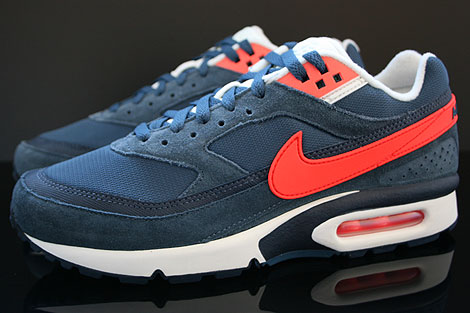 best sneakers 2b380 05253 nike air max bw essential squadron blue