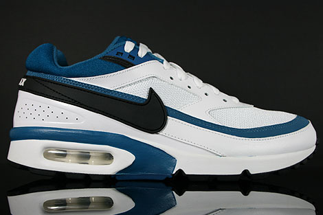 Nike Air Classic Bw Formateurs Hommes Textiles