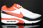 Nike Air Classic BW Textile White Orange Black Wolf Grey