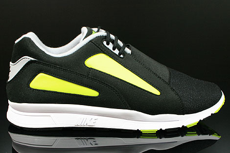Nike Air Current Black Wolf Grey Volt Right