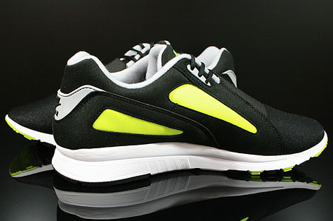 Nike Air Current Black Wolf Grey Volt Inside