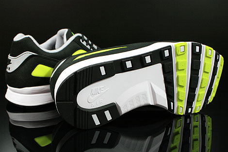 Nike Air Current Black Wolf Grey Volt Outsole