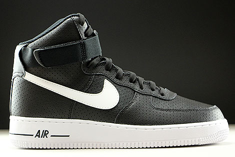 Nike Air Force 1 High Black White