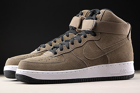 Nike Air Force 1 High Dark Mushroom Profile