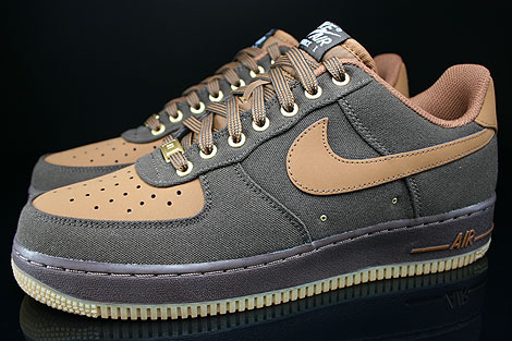 Nike Air Force 1 Low Baroque Brown Light British Tan Profile