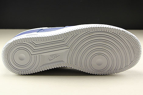 Nike Air Force 1 Low Blue Recall White Outsole