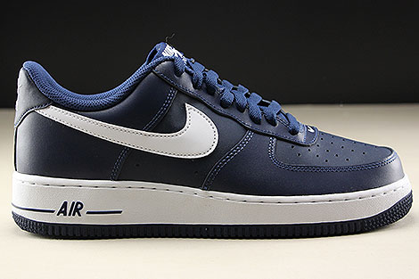 Nike Air Force 1 Low Midnight Navy White