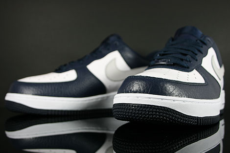 Nike Air Force 1 Low Obsidian Neutral Grey White Inside