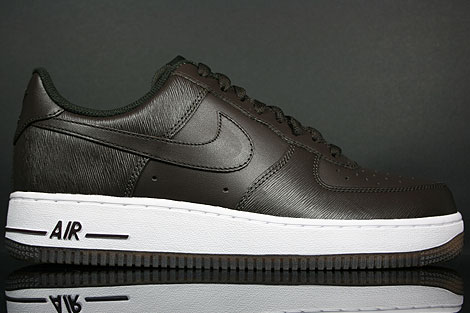 Nike Air Force 1 Low Velvet Brown White