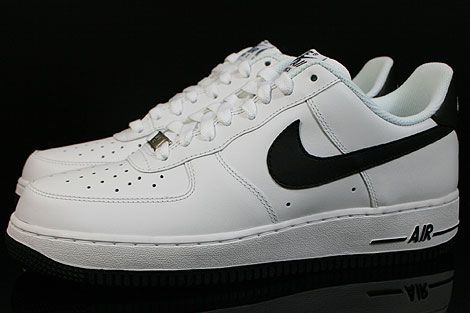 Air Force 1 Low Black White