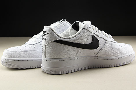 Nike Air Force 1 Low White Black Inside