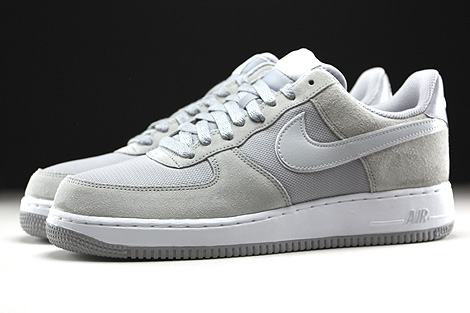 nike air force 1 low wolf grey suede