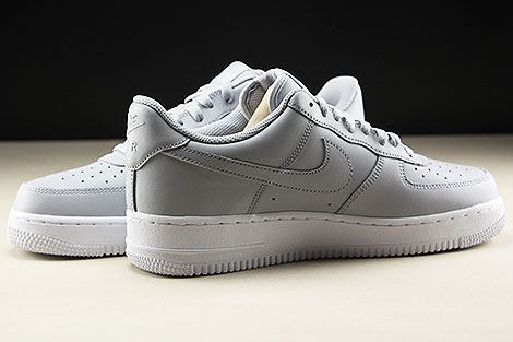 Nike Air Force 1 Low Wolf Grey White Innenseite